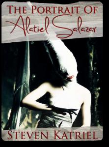 The Portrait Of Alatiel Salazar Cover Art
