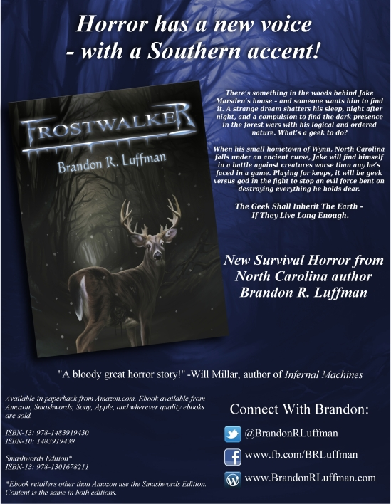 Frostwalker Sell Sheet